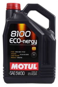 Масло моторное Motul 8100 Eco-nergy 5W-30 5л