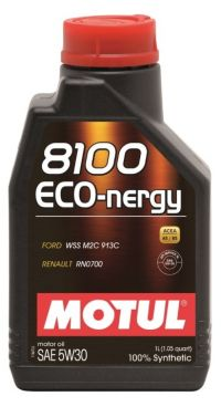 Масло моторное Motul 8100 Eco-nergy 5W-30 1л