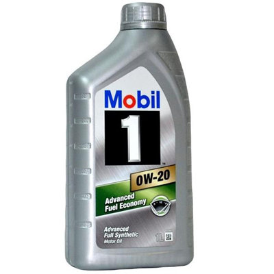мобил Mobil Advanced Fuel Economy 0W-20 1л