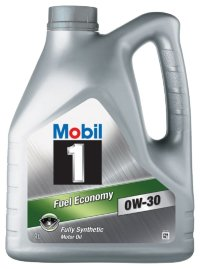 Масло моторное мобил Mobil  Fuel Economy 0W-30 4л