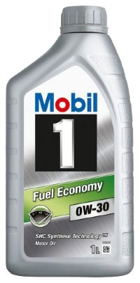 Масло моторное мобил Mobil  Fuel Economy 0W-30 1л