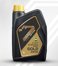 Масло моторное S-Oil 7 Gold 5w30 1л