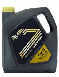Масло моторное S-Oil 7 Gold 5w30 4л