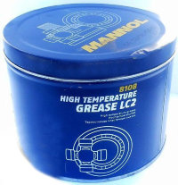 MANNOL LC-2 High Temperature Grease 800гр Пластичная смазка (синяя)
