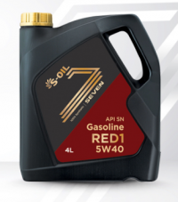 Масло моторное S-Oil 7 Red 5w40 4л