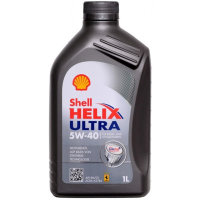 Масло моторное шелл Shell Helix Ultra 5W-40 1л