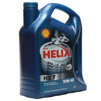 Масло моторное шелл Shell Helix HX7 10W-40 4л