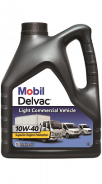 Масло моторное Mobil Delvac™ Light Commercial Vehicle 10W-40