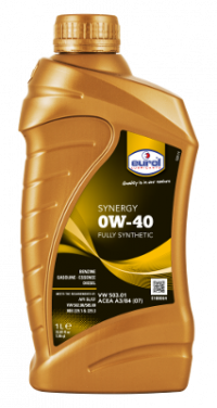 Eurol Synergy 0W-40 (MB 229.5 и др.) ПАО+эстеры 1л
